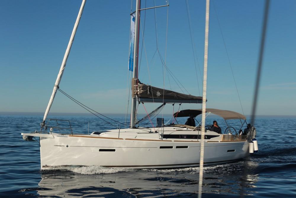 Jeanneau Sun Odyssey 419 entre particuliers et professionnel à Kroatien