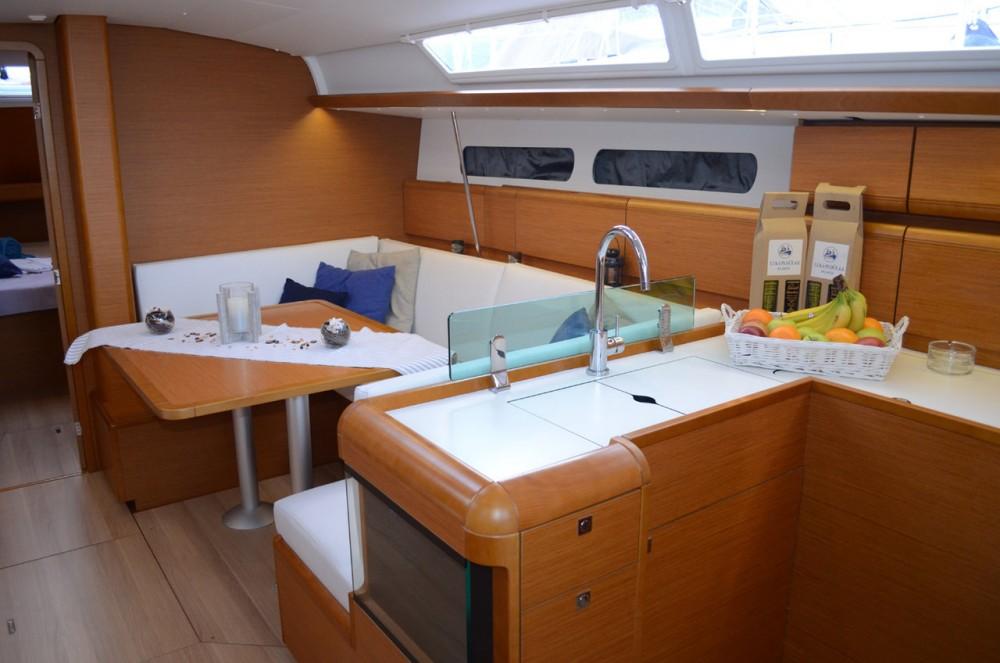 Location bateau Kroatien pas cher Sun Odyssey 419