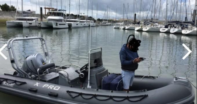 Location yacht à Saint-Jean-de-Luz - 3D Tender 3D Tender 535 sur SamBoat