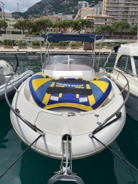 Location bateau Monaco pas cher Cap Camarat 755 WA