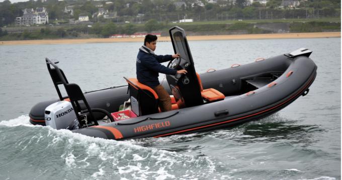 Louez un Highfield Ocean Master 540 à Noirmoutier-en-l'Île