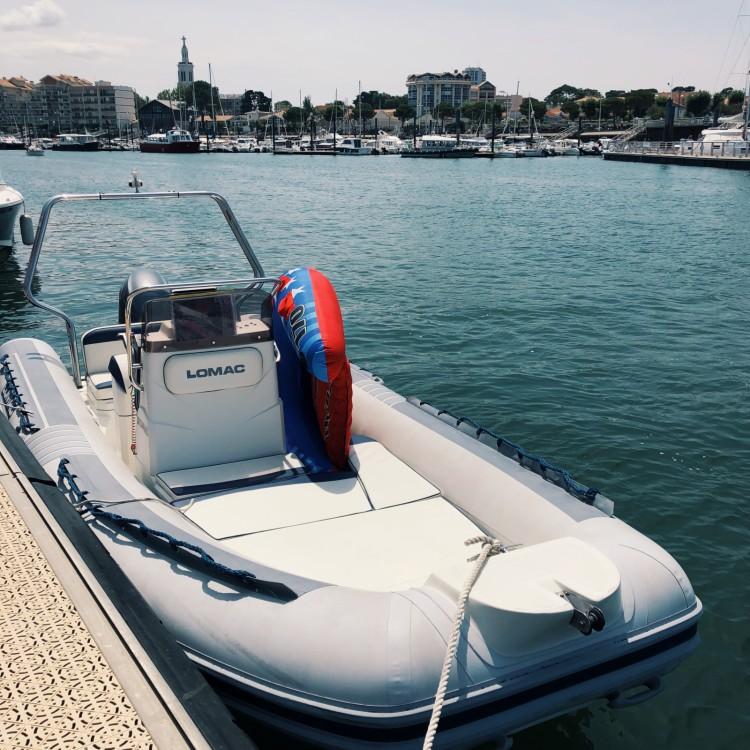 Location yacht à Arcachon - Lomac Lomac 600 IN sur SamBoat