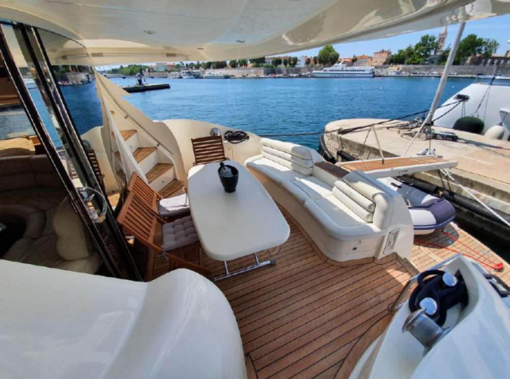 Location Yacht à Zadar - Aicon 56 Fly