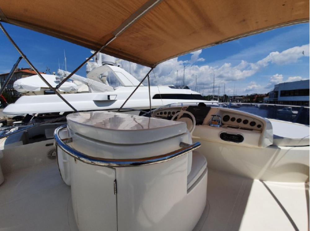 Location yacht à Zadar - Aicon 56 Fly sur SamBoat