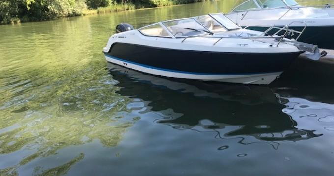 Location bateau Quicksilver Activ 645 Cabin à Mâcon sur Samboat