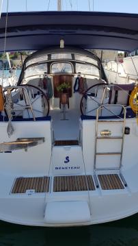 Location bateau Brindisi pas cher Oceanis 473