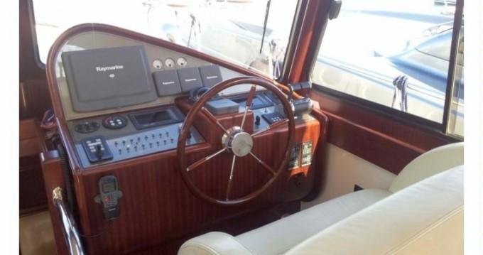 Louer Yacht avec ou sans skipper Yatch abati  à Sperlonga