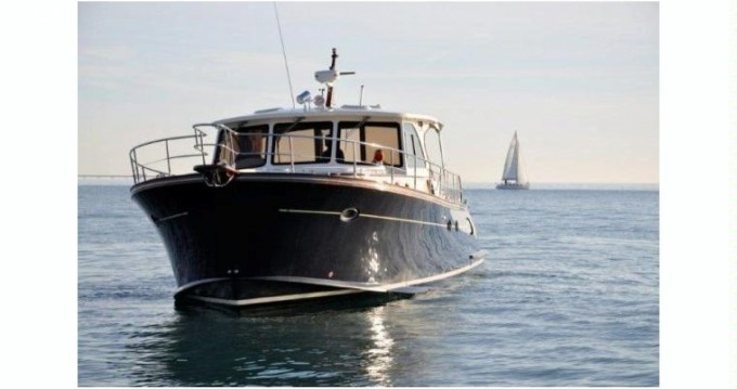 Location Yacht à Sperlonga - Yatch abati  Portland 55