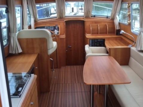 Location bateau Vermenton pas cher Linssen 33.9 Sedan