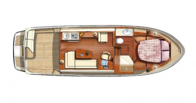 Location yacht à Vermenton - Linssen Linssen 33.9 Sedan sur SamBoat