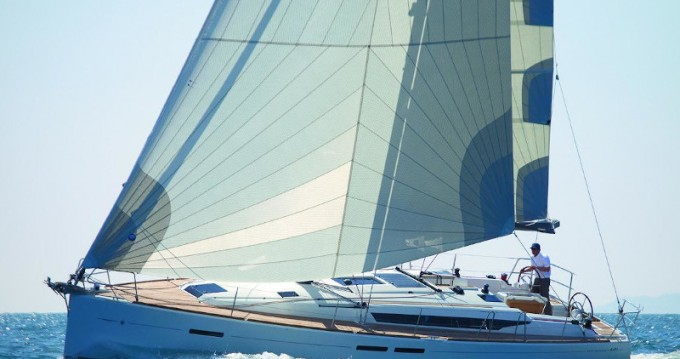 Louez un Jeanneau Sun Odyssey 449 à Lefkada (Île)