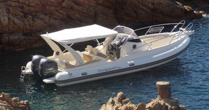 Location bateau Capelli Tempest 900 WA à Roses sur Samboat
