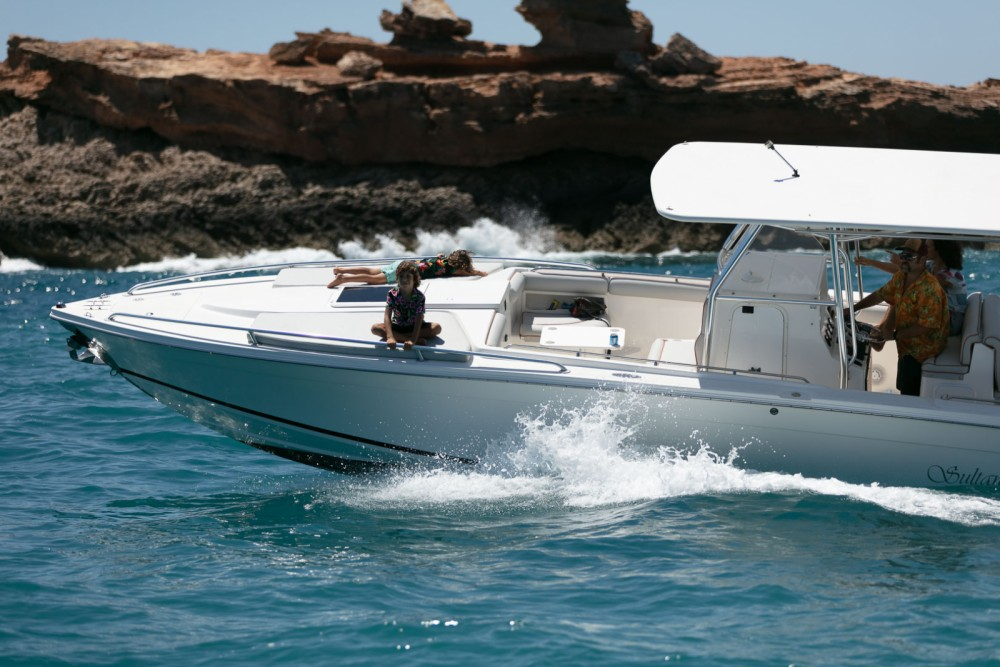 Location bateau Ibiza pas cher Marlago 35