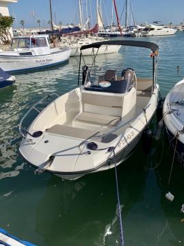 Location yacht à Sitges - Quicksilver Activ 605 Open sur SamBoat