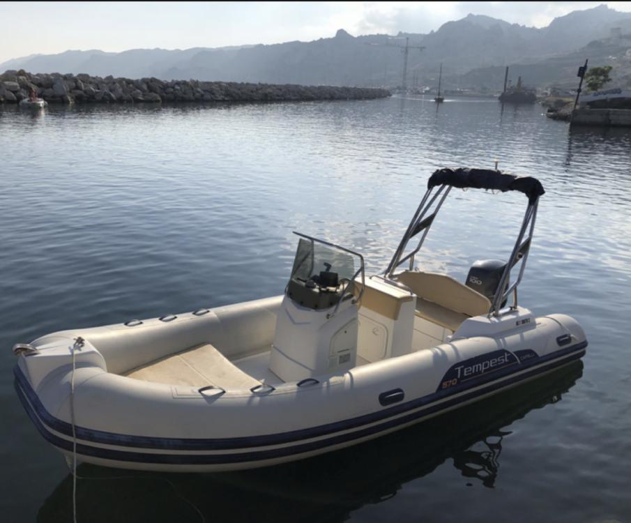 Capelli Tempest 570 Luxe entre particuliers et professionnel à Marseille