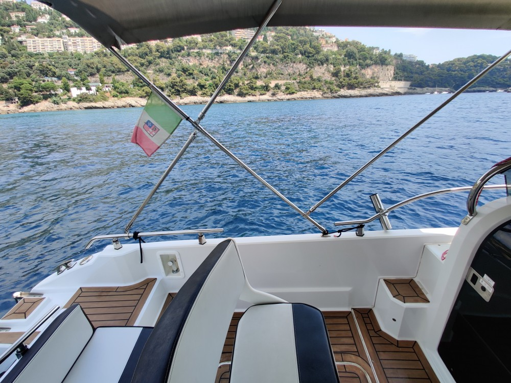 Location bateau Ranieri Shadow 19 à Menton sur Samboat