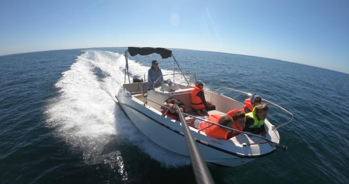Location bateau Quicksilver Quicksilver 675 Open Activ à Piriac-sur-Mer sur Samboat