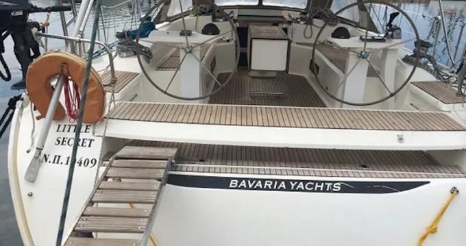 Location Voilier à Álimos - Bavaria Bavaria 55 Cruiser
