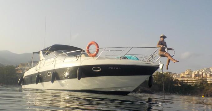 Louer Bateau à moteur avec ou sans skipper Cranchi à Benalmádena