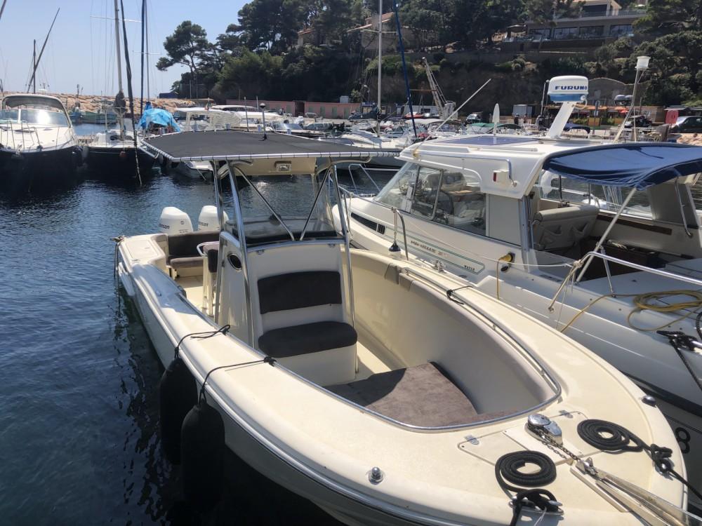 Location yacht à Hyères - Scout Sportfish sur SamBoat