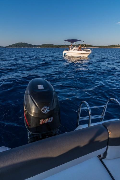 Location Bateau à moteur à Mali Lošinj - Galia 570 Sun Deck