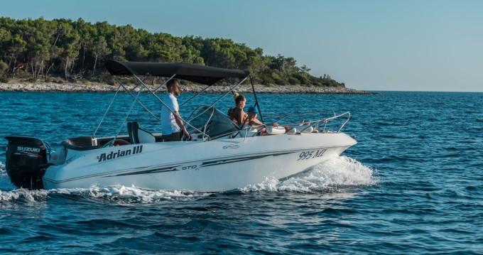 Louer Bateau à moteur avec ou sans skipper Galia à Mali Lošinj