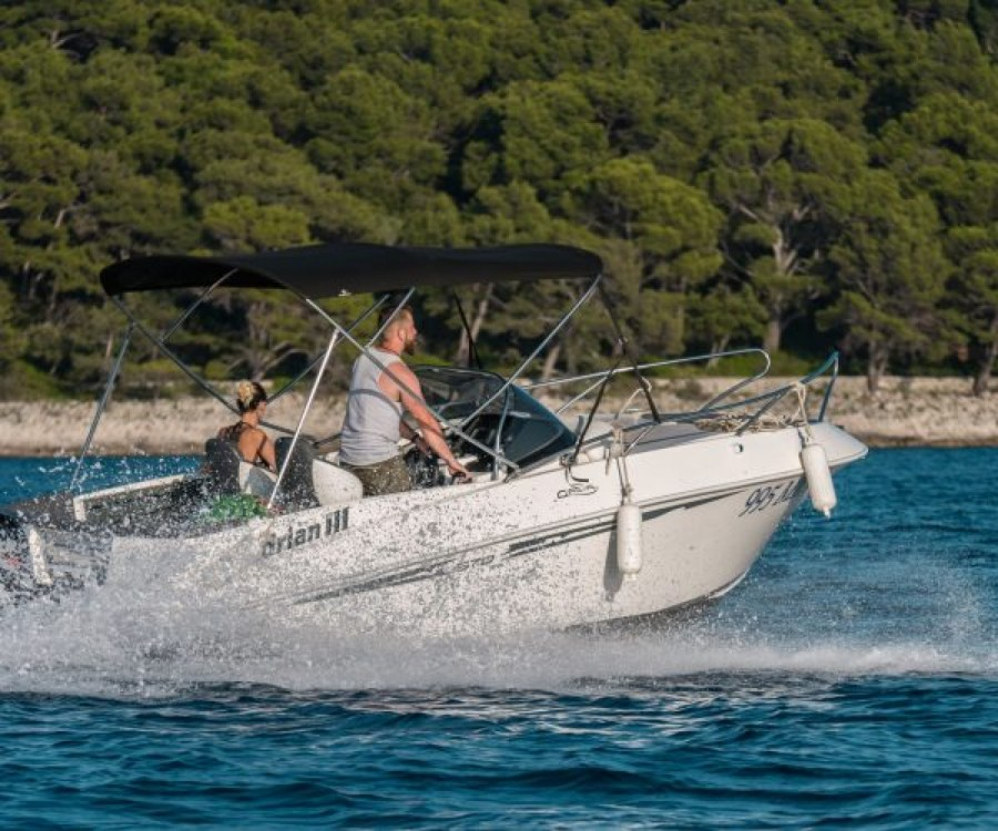 Location bateau Galia 570 Sun Deck à Mali Lošinj sur Samboat