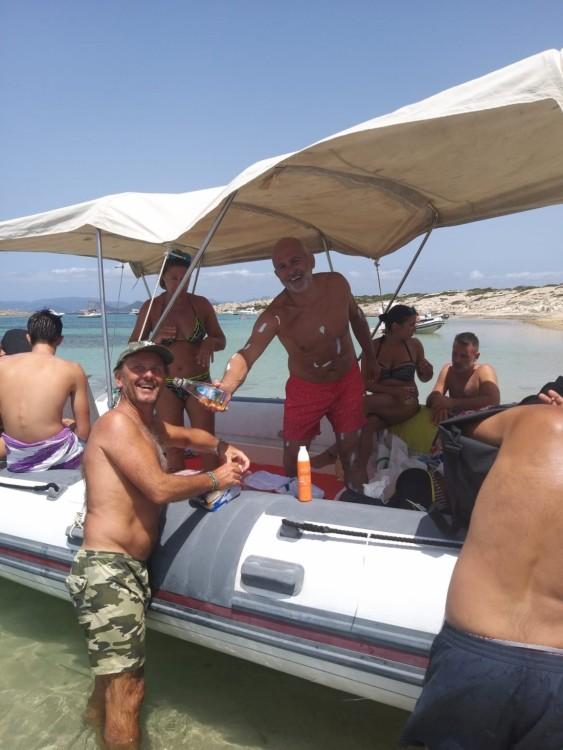 Bwa Bwa 750 entre particuliers et professionnel à Ibiza