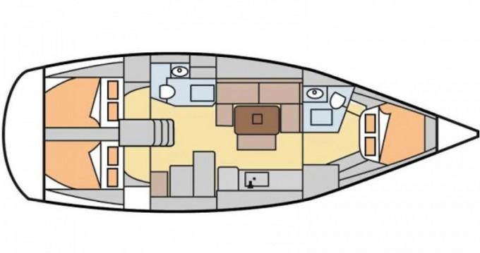 Location yacht à Vigo - Dufour Dufour 405 Grand Large sur SamBoat