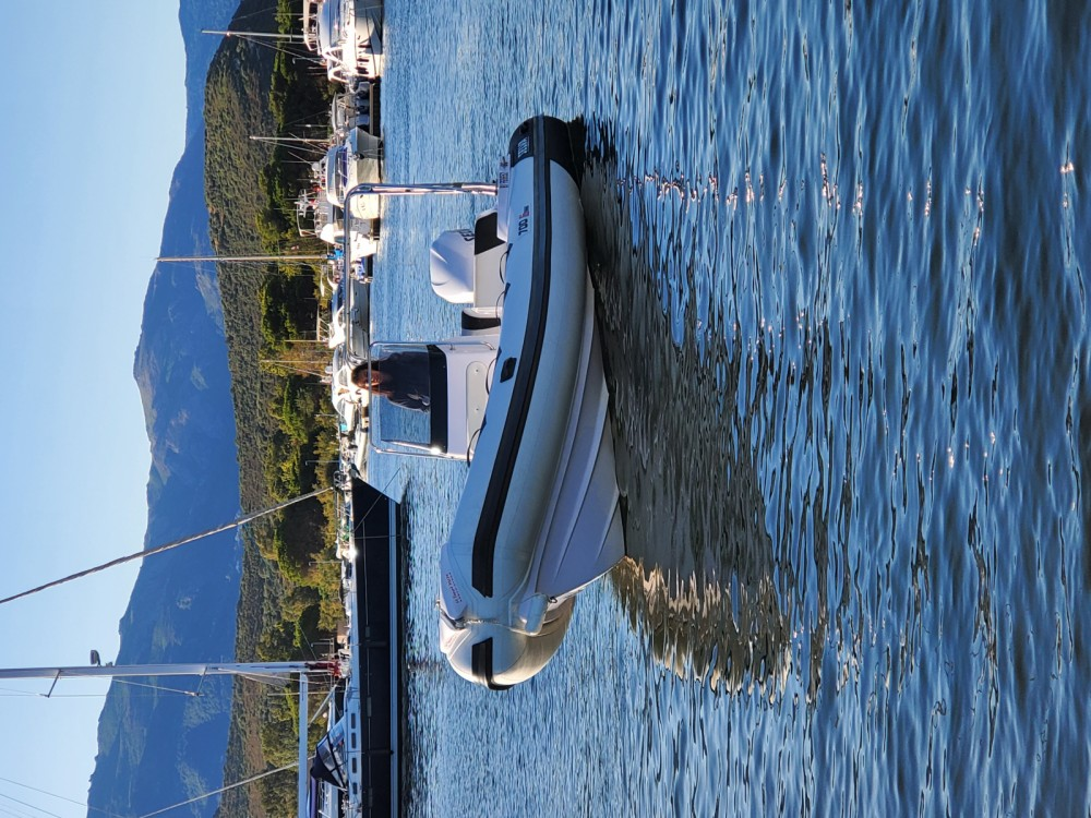 Location yacht à Saint-Florent - Selva 700 sur SamBoat