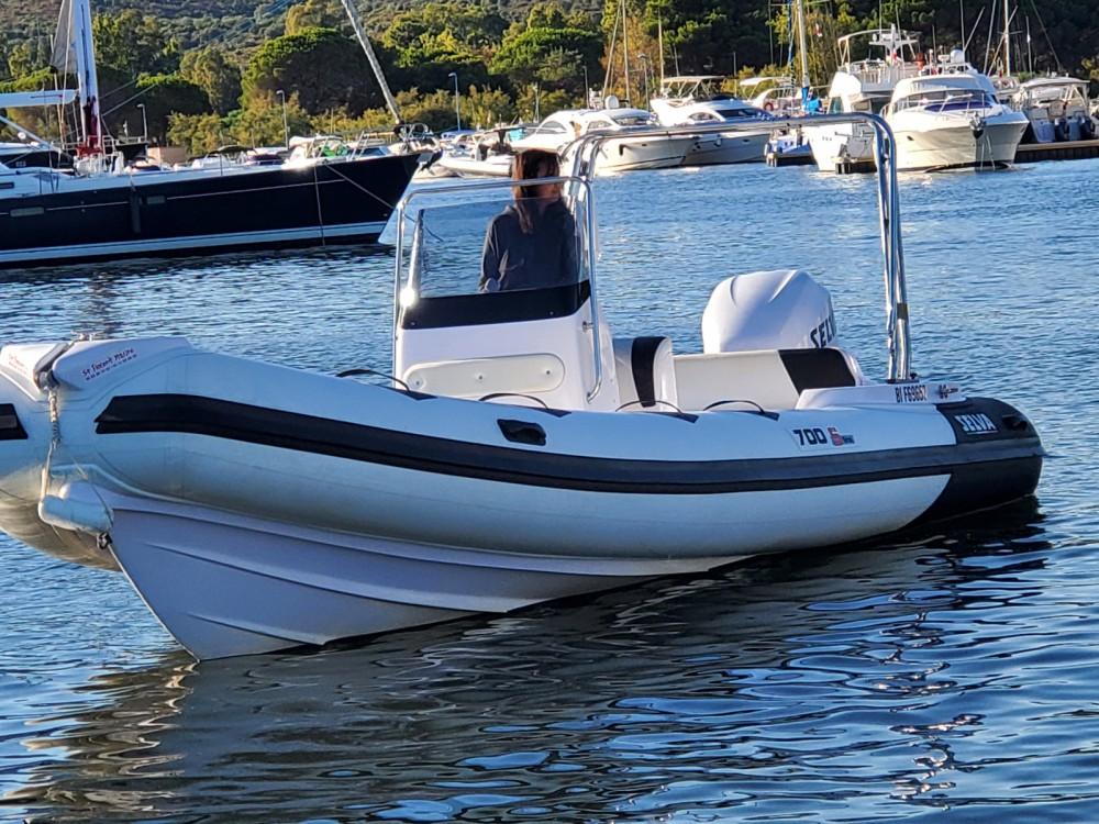 Location bateau Saint-Florent pas cher 700