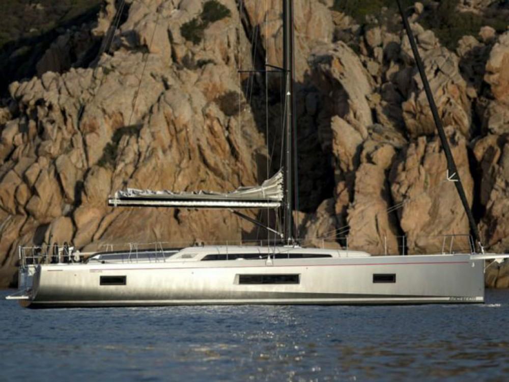 Location bateau Islas Baleares pas cher Oceanis 51.1