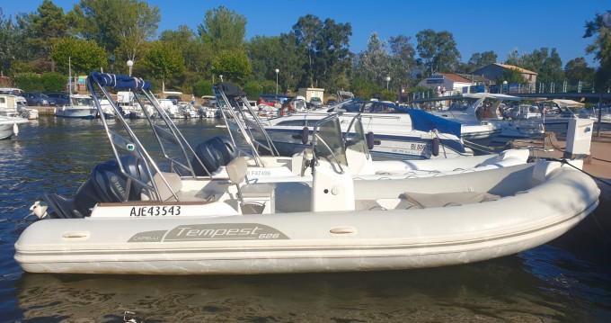 Location bateau Saint-Florent pas cher Capelli 626