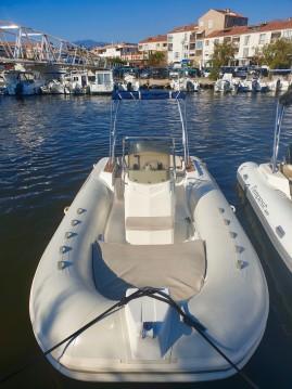 Location bateau Capelli Capelli 626 à Saint-Florent sur Samboat