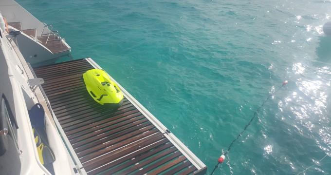Louer Catamaran avec ou sans skipper Lagoon à Portisco