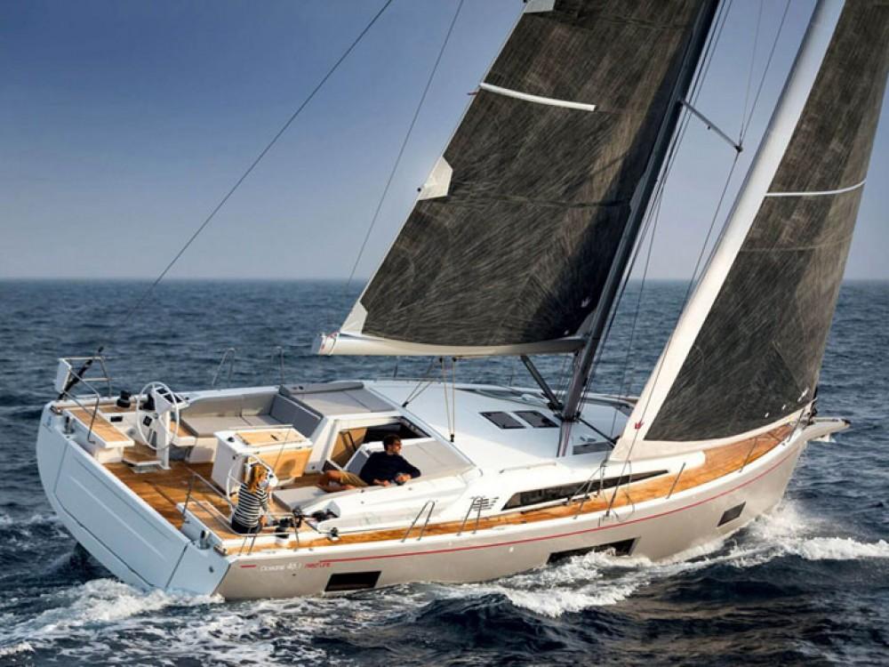 Location yacht à Balearische Inseln - Bénéteau Oceanis 46.1 sur SamBoat