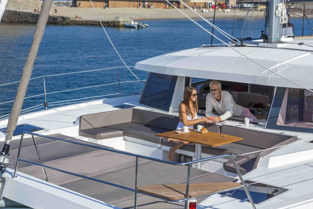 Catamaran à louer à Athens au meilleur prix
