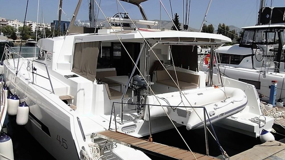 Location bateau Athens pas cher Bali 4.5