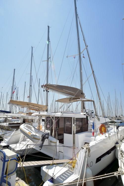 Location bateau Bali Catamarans Bali 4.0 à Athènes sur Samboat