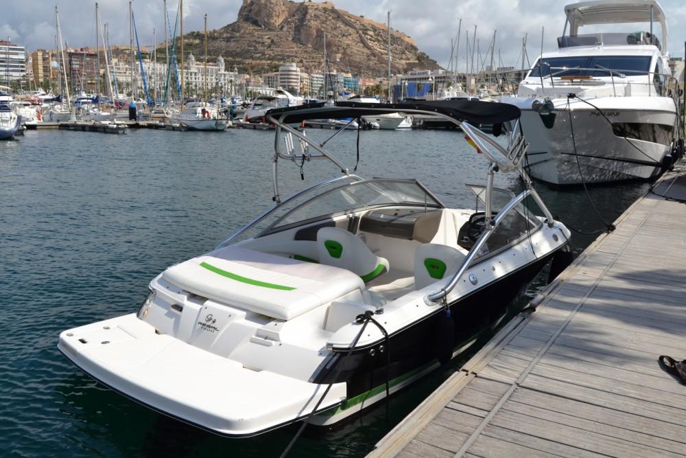Location yacht à Alicante - Régal 1900 sur SamBoat