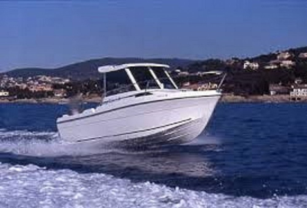 Location bateau Jeanneau Merry Fisher 580 à Saint-Laurent-du-Var sur Samboat