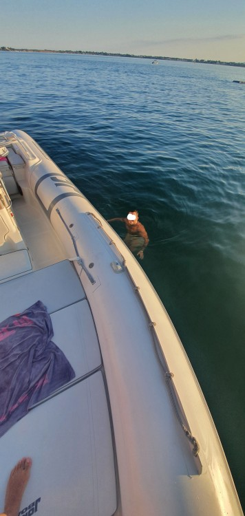 Location Semi-rigide à Syracuse - Joker Boat Clubman 26
