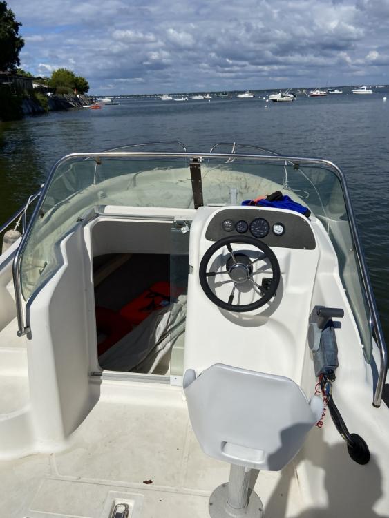Location bateau Mls BP 550 à Lège-Cap-Ferret sur Samboat