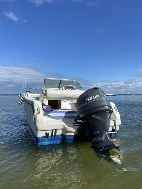 Location bateau Lège-Cap-Ferret pas cher BP 550