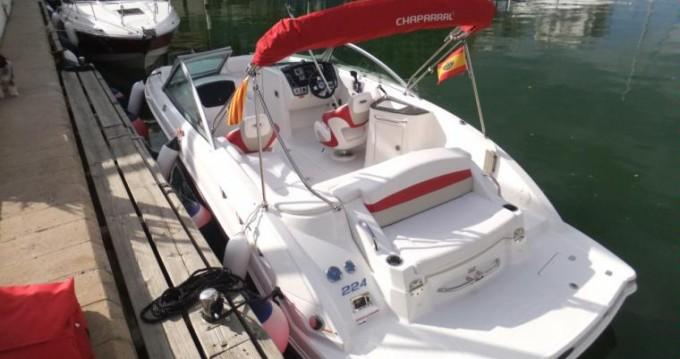 Location yacht à Annecy - Chaparral Sunesta 244 sur SamBoat