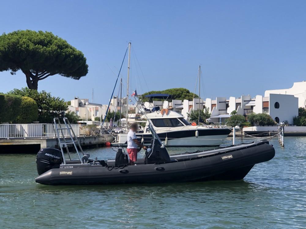 Location bateau Le Grau-du-Roi pas cher 765 Silverline