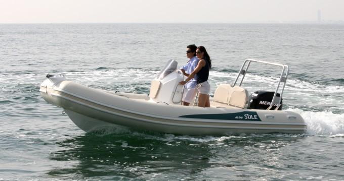 Location bateau Arimar Stile 540 à Lignano Sabbiadoro sur Samboat