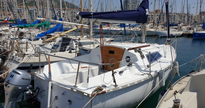 Location yacht à Toulon - Aloa Aloa 25 sur SamBoat