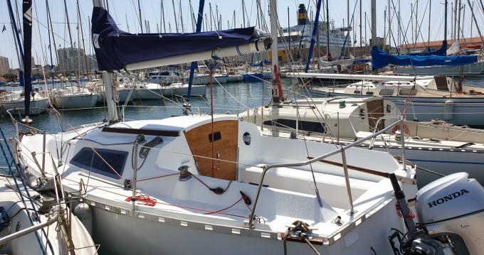 Louez un Aloa Aloa 25 à Toulon