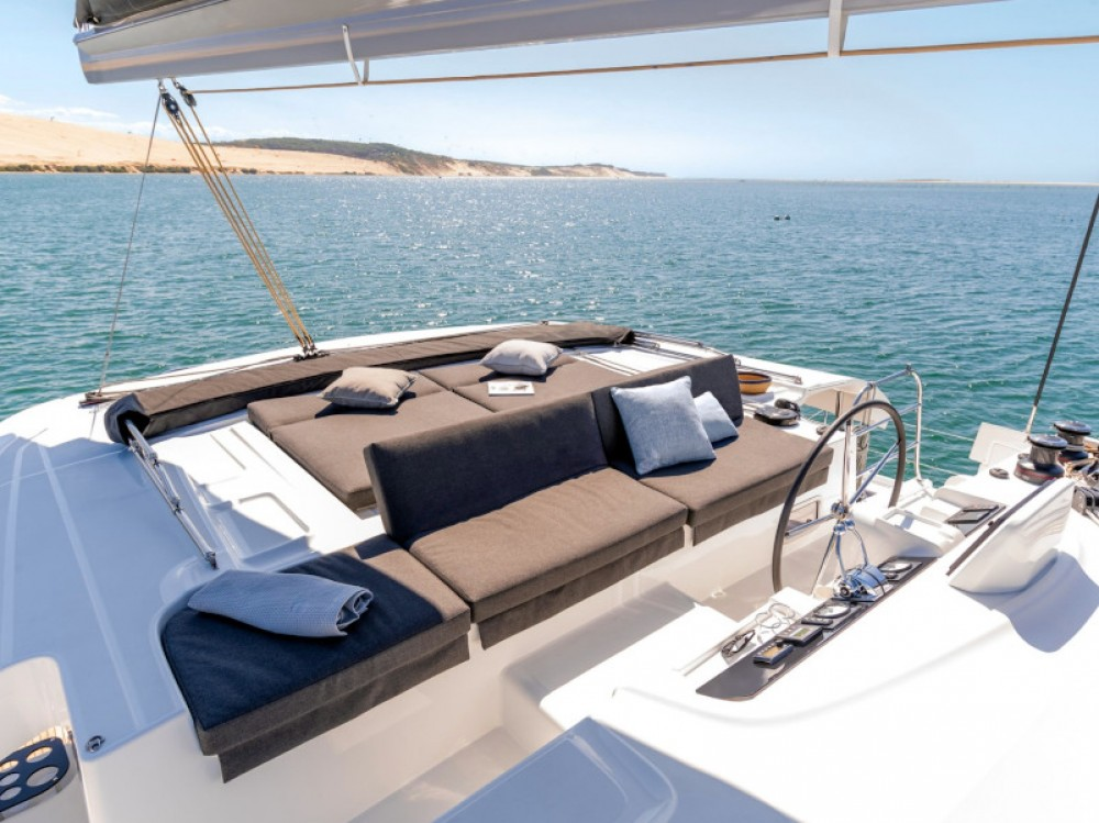 Location bateau Lagoon Lagoon 46 à Fethiye sur Samboat